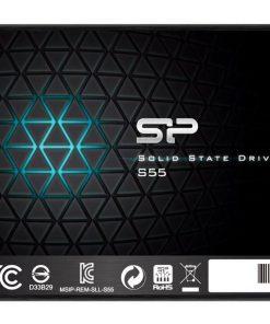 اس اس دی اینترنال SATA3.0 سیلیکون پاور Slim S55