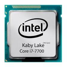 پردازنده مرکزی اینتل Core i7-7700 تری