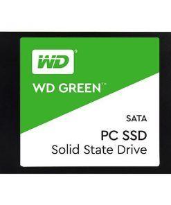 حافظه SSD وسترن دیجیتال GREEN WDS480G2G0A