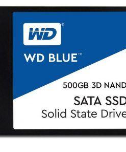 اس اس دی اینترنال وسترن دیجیتال Blue WDS500G2B0A