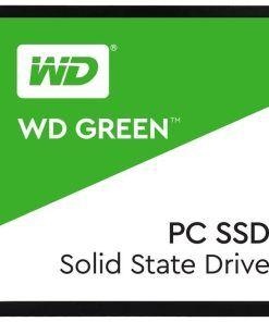 اس اس دی اینترنال وسترن دیجیتال Green PC WDS120G2G0A